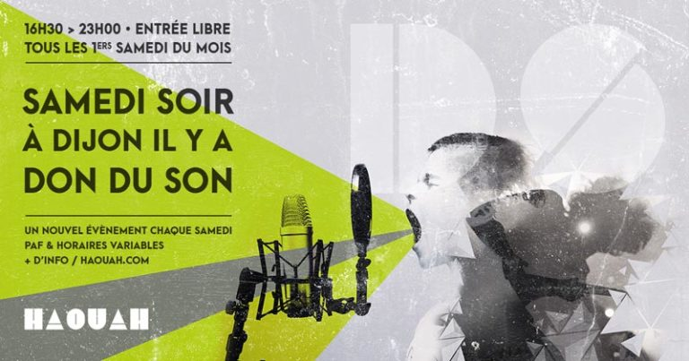 Don du Son <br/>Octobre 2018