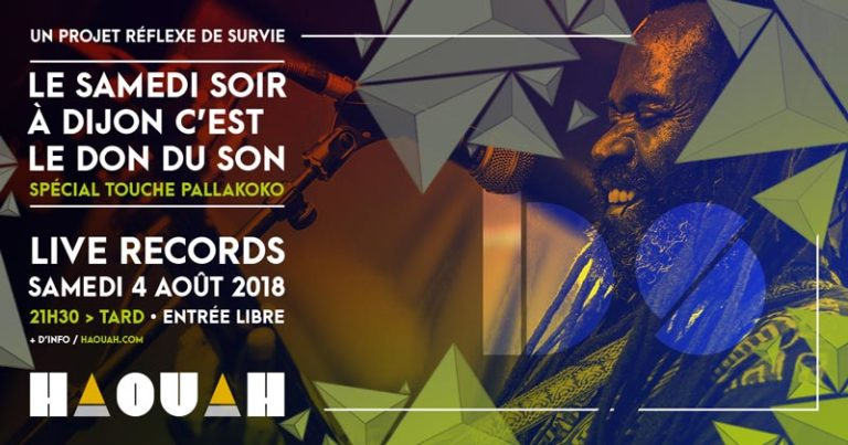 Don du Son<br/>Août 2018
