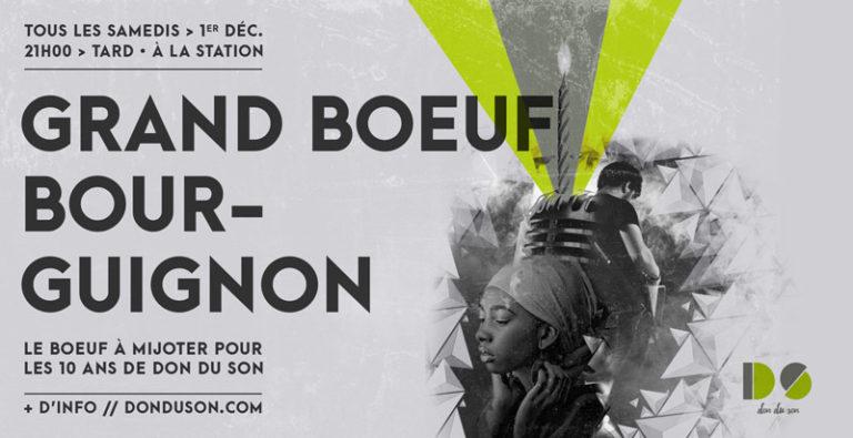 Grand Boeuf <br/>Bourguignon