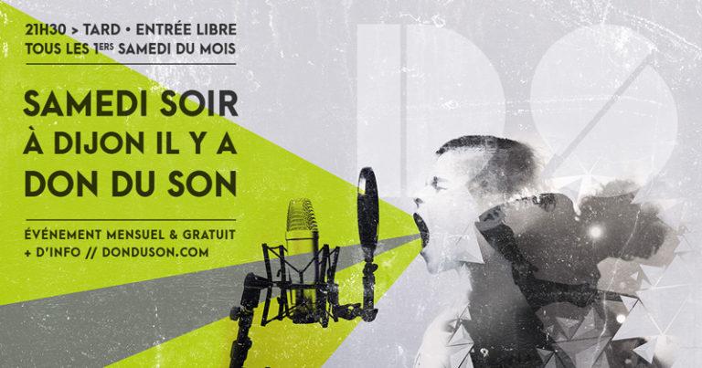 Don du Son <br/> Les dates 2019